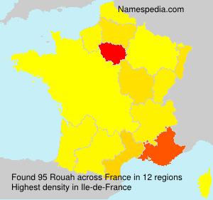 Rouah - France