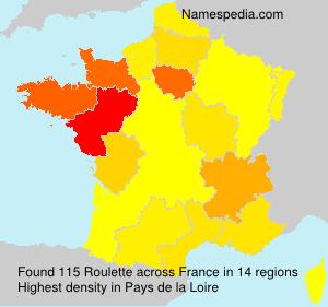 France Roulette