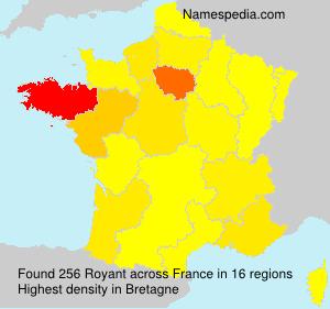Royant - France