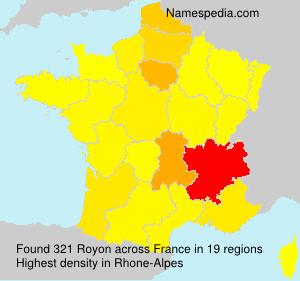 Royon - France