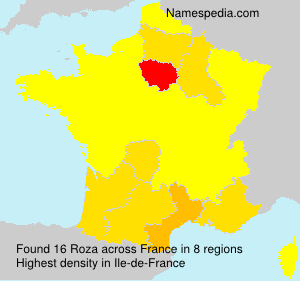 Roza - France