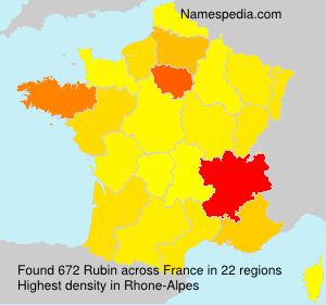 Rubin - France