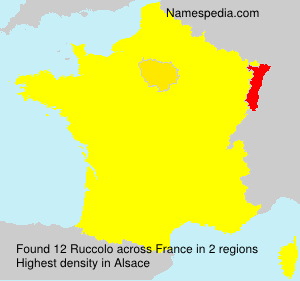 Ruccolo - France
