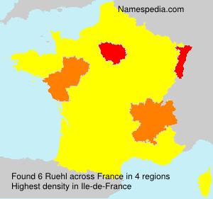 Ruehl - France