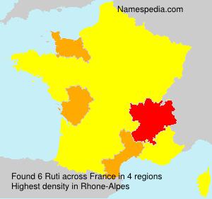Ruti - France