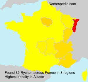 Rychen - France