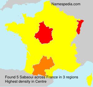 Sabaoui - France