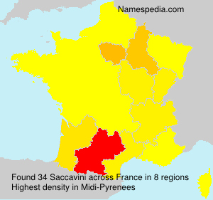 Saccavini - France