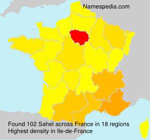 Sahel - France
