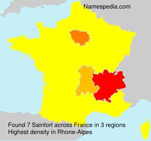 Sainfort - France