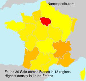 Sakr - France
