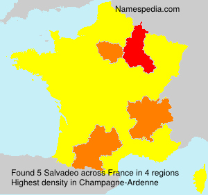 Salvadeo - France