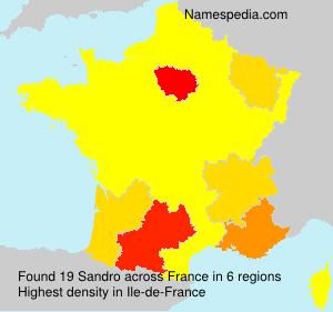 Sandro - France