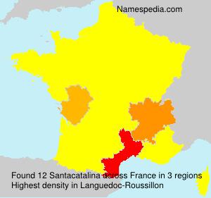 Santacatalina - France