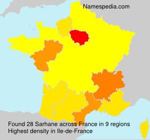 Sarhane