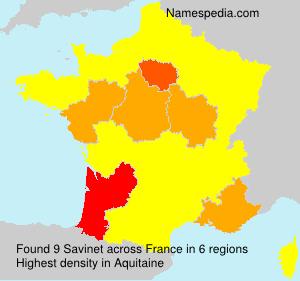 Savinet - France