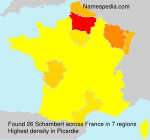 Schambert - France