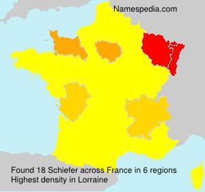 Schiefer - France