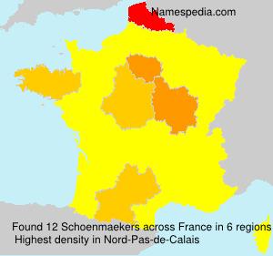 Schoenmaekers - France