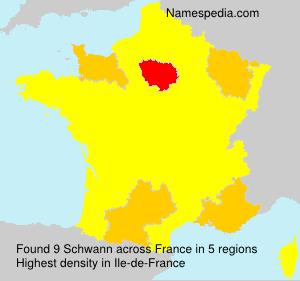 Schwann - France