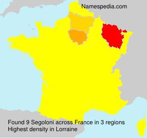 Segoloni - France