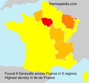 Seravalle - France