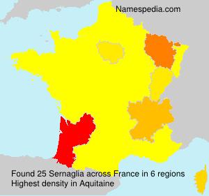Sernaglia - France