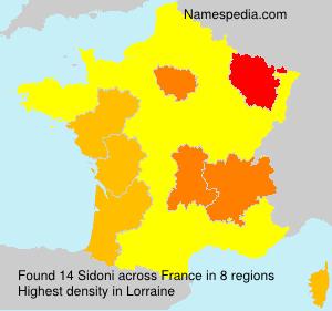 Sidoni - France