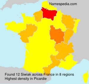 Siwiak - France