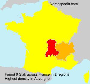 Slak - France