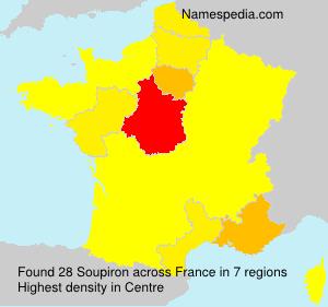 Soupiron