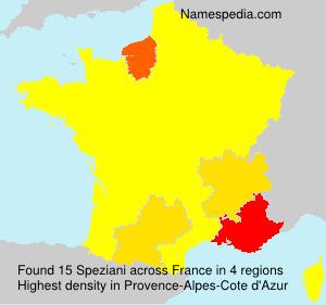 Speziani - France