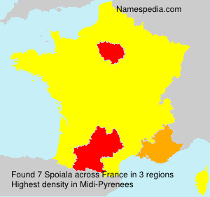 Spoiala - France