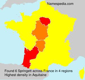 Springett - France