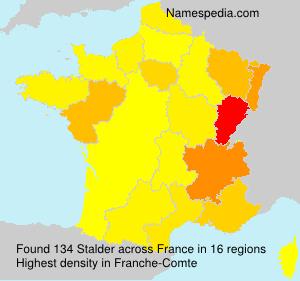 Stalder - France