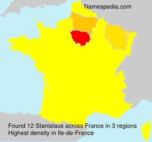 Stanislaus - France