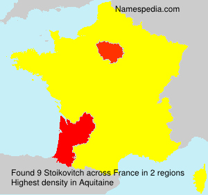 Stoikovitch - France