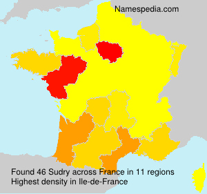 Sudry - France