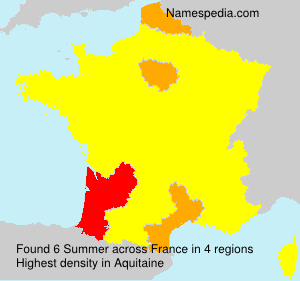 Summer - France