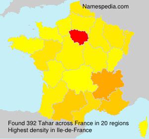 Tahar - France