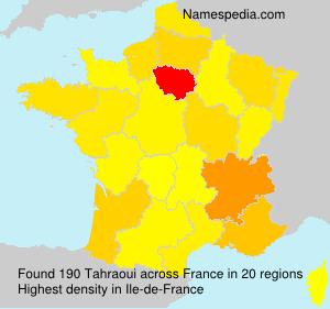 Tahraoui