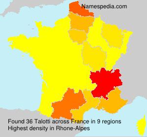 Talotti - France