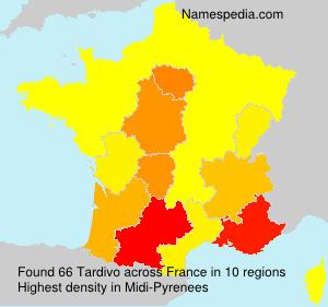 Tardivo - France
