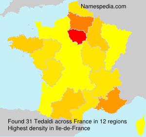 Tedaldi - France