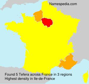 Tefera - France