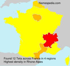 Teta - France