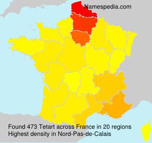 Tetart - France