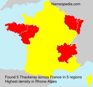 Thackeray - France