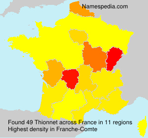 Thionnet - France