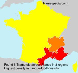 Tramutolo - France